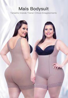 c339464ce4e Shapewear Emagrecimento Cinta Modeladora Body Feminina Reduz Barriga  Levanta Bumbum COM FRETE GRÁTIS PARA TODO O