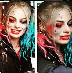 Margot Robbie. ....Harley Quinn