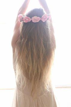 flower crown ♡