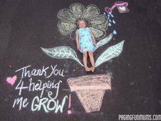 Teacher appreciation gift – Chalk it up! (Jen & Lou) - Paging Fun Mums