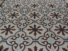 MARRAKECH 01  Portugese tegels/cementtegels Collectie www.floorz.nl/portugese-tegels