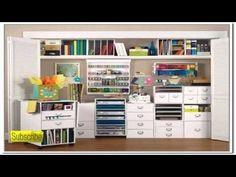 Design Modern - Craft Storage Furniture - Youtube for Craft Storage Furniture 5350