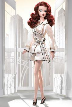 Suite Retreat™ Barbie® Doll | Barbie Collector *Silkstone Designed by: Robert Best Release Date: 2/15/2005