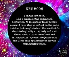 How we work with the New Moon (also known as the Dark Moon). Wicca Witchcraft, Magick, Moon Spells, Magic Spells, Healing Spells, Chakra Healing, Crystal Healing, New Moon Rituals, Eclectic Witch