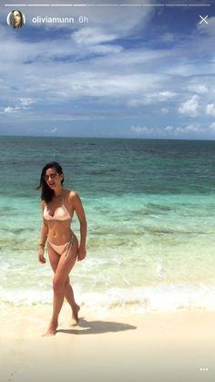 Olivia Munn's Bikini Is the Obvious Swimsuit You Need For the Summer