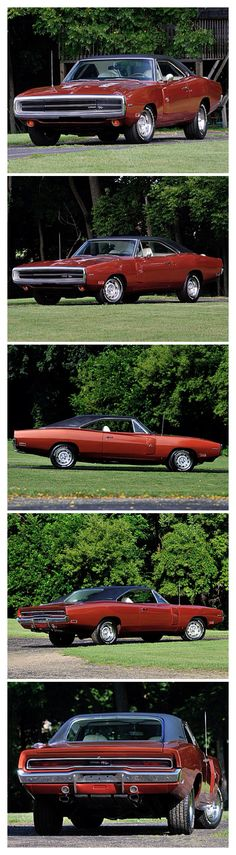 1970 Dodge Charger Hemi R/T 426