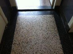 Granieten vloer