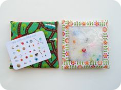 Love these I-Spy bags!