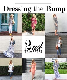 Elle Apparel: DRESSING THE BUMP SERIES: WHAT TO WEAR DURING YOUR SECOND TRIMESTER