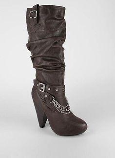 #shoes #boot #heel