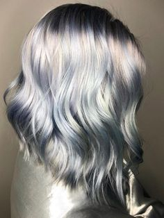 """The """"Ghosted"""" Hair-Color Trend Is Perfect for Spooky Beauty Lovers"""