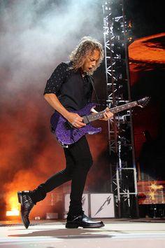 E. Rutherford, NJ - May 14, 2017 - Metallica