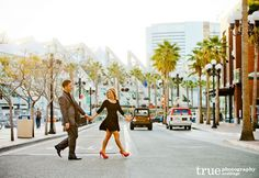 Fun Downtown San Diego image by True Photography Weddings