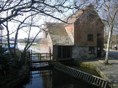 Place Mill at Christchurch Harbour
