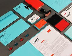 A complete rebrand and rethink of Ovaitt Health Media, a New York based boutique creative design and communication firm focused  exclusively on health.