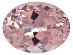 Afghan Kunzite Average 1.25ct 8x6mm Oval. I need a Kunzite for my gemstone collection!