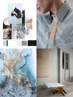Weekend Moodboard : My Style - Eclectic Trends