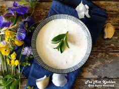 Rømmedressing - Fra mitt kjøkken Camembert Cheese, Dairy, Food, Eten, Meals, Diet