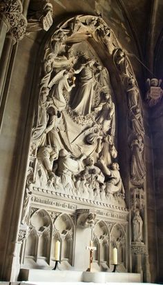 Cambridge - Our Lady and the English Martyrs