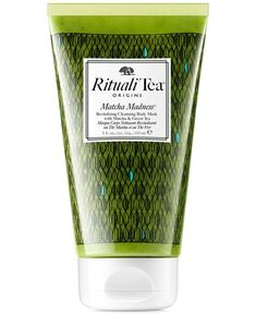 Origins RitualiTea™ Matcha Madness™ Revitalizing Cleansing Body Mask with Matcha & Green Tea Scrub Face Mask For Pores, Mask For Oily Skin, Face Masks, Glowing Skin Diet, Aloe Vera Face Mask, Body Mask, Green Powder, Body Cleanse, Tea Infuser