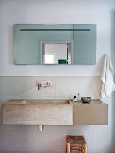 salle de bain, baignoire, rose, graphique, grés cérame, carrelage ...