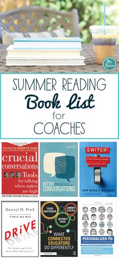 6 Books on My Summer Reading List. And How I Chose Them.