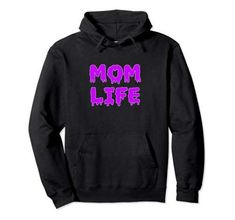 Mama life. All day. Every day. 24/7/365. Any questions? Search for this shirt om Amazon!
