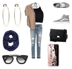 Casual pt.69 by paigencudd-1 on Polyvore featuring polyvore, fashion, style, Xirena, River Island, Joe's Jeans, Aspinal of London, Bebe, Casetify, Prada, Vans and clothing