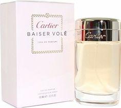 1dd55b377fc perfume cartier baiser volé woman eau de parfum 100ml Chanel Perfume