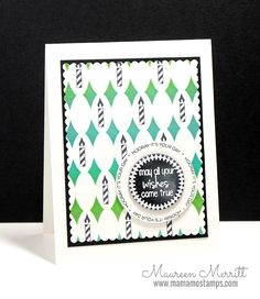 It's Your Day!   Mama Mo Stamps   Bloglovin'