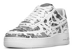 the latest 467f1 191aa Nike Air Force 1 Low Premium High-Frequency Digital Camouflage -  SneakerNews.com