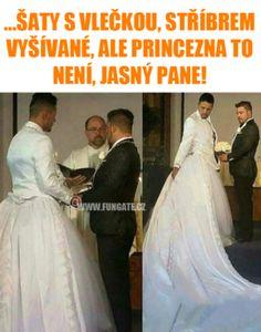 Lgbt, Haha, Jokes, In This Moment, Wedding Dresses, Funny, Tiny Tiny, Pump, Sarcasm