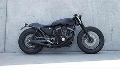 MONKEE #65 Harley Davidson 883 Sportster #wrenchmonkees