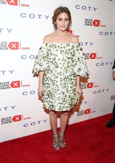 Olivia Palermo Photos - 9th Annual Delete Blood Cancer Gala - Arrivals - Zimbio