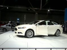 VERY impressed with how good the Ford Tarus looks!