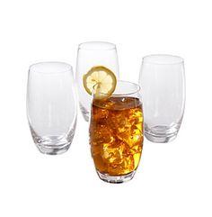Product: Isaac Mizrahi® Western Isle Set of 4 Tumbler Glasses