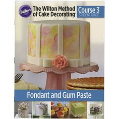 The Wilton Method of Cake Decorating Course 3 by Wilton ** Click on the image for additional details.  This link participates in Amazon Service LLC Associates Program, a program designed to let participant earn advertising fees by advertising and linking to Amazon.com.