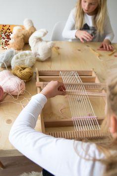 DIY Haken & Weven | Wimke