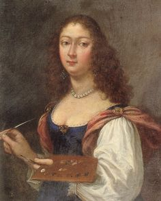 Elisabetta Sirani. Italian painter, 1638-1665. Elisabetta Sirani was the daughter of Giovanni Andrea Sirani of the School of Bologna. By the time she was 17, she was a successful painter and engraver with over 90 works. And although she died at only 27, she had completed over 170 paintings, 14 engravings and many drawings. She had a very rapid working method, and art lovers from all over visited her studio to see her at work.