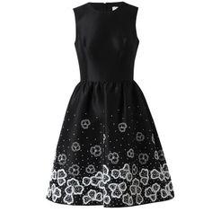 JASON WU Embellished Silk Dress ($4,685) ❤ liked on Polyvore