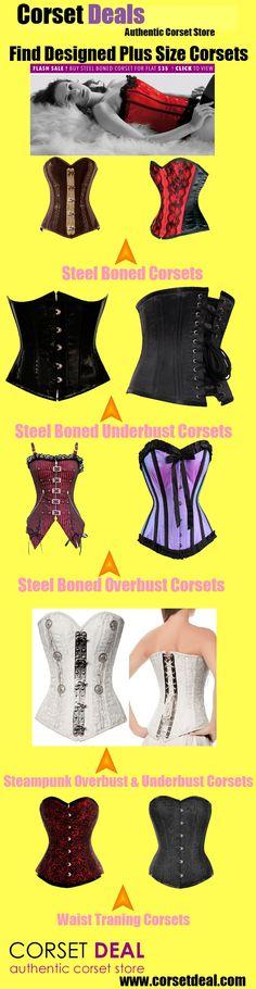 Sale on fashionable unique looks & legendary style designer corsets.