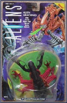 Aliens, Avp Kenner 10 Inch Alien Vs Predator 1997 With A Long Standing Reputation Collectibles