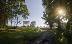 Jodrell Bank / On a crisp sunny morning a couple of weeks ago. This is part of a long-term commission for the University of Manchester where I got to photography some of their amazing buildings and technology.  You can see more of my landscape photography here http://www.andrewbrooksphotography.com/view-main-gallery.php?id=14  And prints of most of this work can be picked up from my online shop http://shop.andrewbrooksphotography.com/ and can be delivered worldwide.