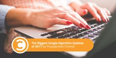 The Biggest Google Algorithm Updates of 2017 http://ift.tt/2pwsVzc  Google brought forth a number of major updates for its ranking algorithm in 2017. From targeting intrusive advertising to low-quality content we saw quite a lot of change taking place.  Algorithm Updates January Through July 2017  The search engine began the year by fixing intrusive interstitials which covered content and ruined the experience for the users. Then came a tweak that dealt with links. The nature of the update…