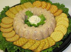 Tuna Mold or Spread Recipe