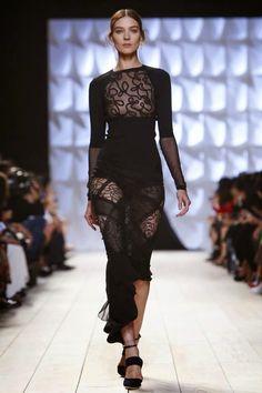 NINA RICCI - Spring Summer 2015 - Paris Fashion Week