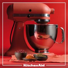 Mikser #KitchenAid Artisan 5 #terakota Piękny, prawda? :)