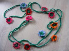 #watdoetvanessanu #zoetgeluk #haken #bloemen #crochet