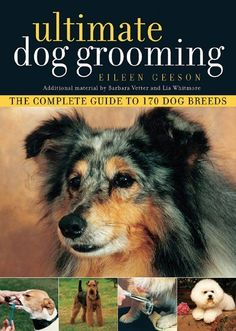 Ultimate Dog Grooming- LOVE this book! I'd like a bit more info, but great for beginning my knowledge of grooming! Step By Step Sketches, Dog Grooming Shop, Pet Shop, Dog Shots, Dog Dental Care, Guide Dog, Animal Species, Dog Daycare, Doge