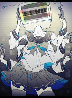 juu-arts: WHAT THE HELL'S GOING ON!? I love ECHO please go listen to it :-)